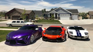 Selling my Aventador to buy an SVJ.