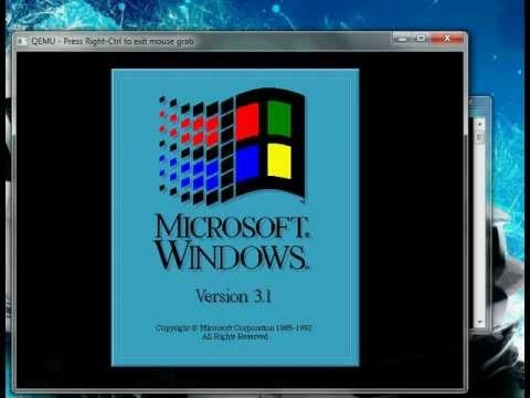 MS-DOS 6.11 + Win 3.1 Live CD