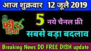 Big Breaking News Videocon DTH 88e 78 channel free To Air