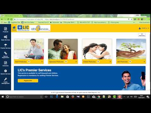 LIC's e-Services and Premier services - Things to know