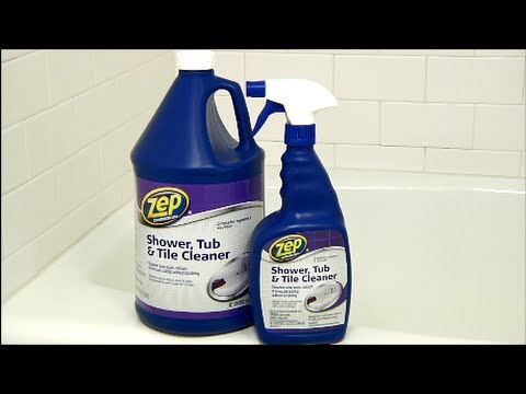 Zep Commercial Shower Tub & Tile Cleaner