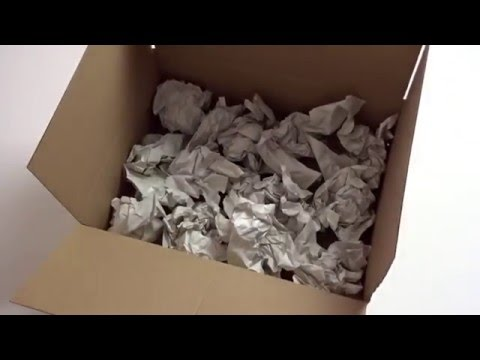 How to package clothing items sold on ebay & process shipments using myHermes?