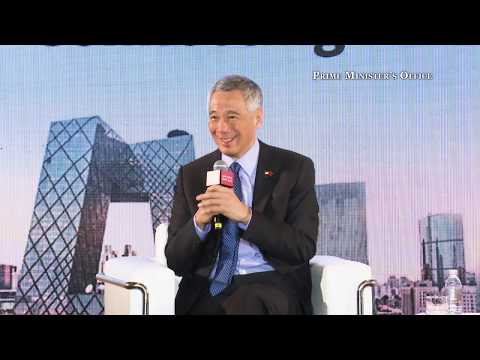 Q21: On Singapore's securities-financing plans in China (DBS Asian Insights Conference 2018)