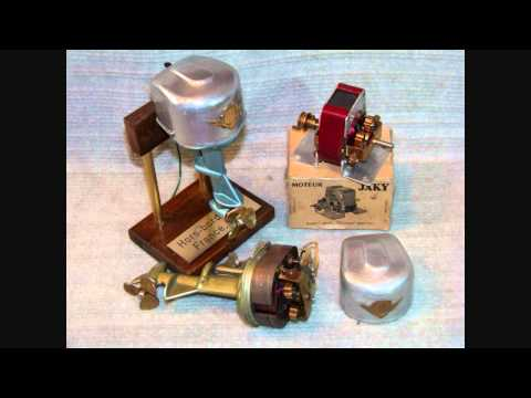 Toy outboard motor for RC boat