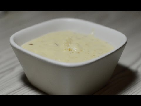 How to prepare thickened milk for different desserts- Khoya