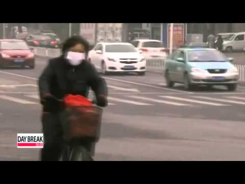 China's air pollution responsible for up to 500k premature deaths each year
