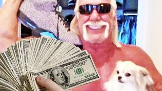 Hulk Hogan S Ridiculous Salary Revealed