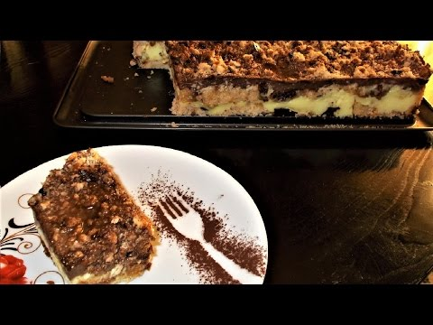 No Bake Dessert with Leftover Cake