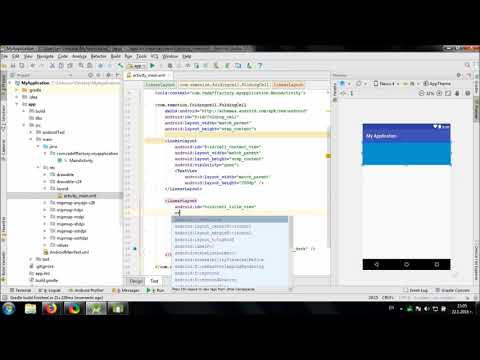 Using FoldingCell library in Android Studio
