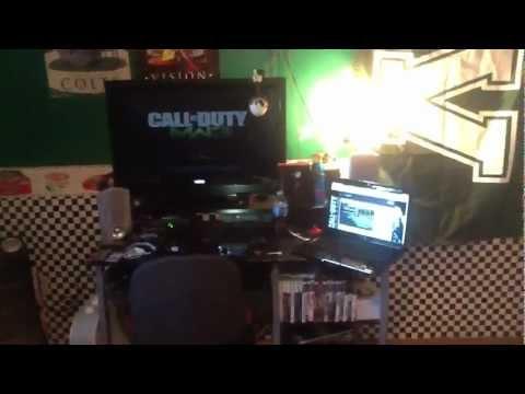 My New Setup Video