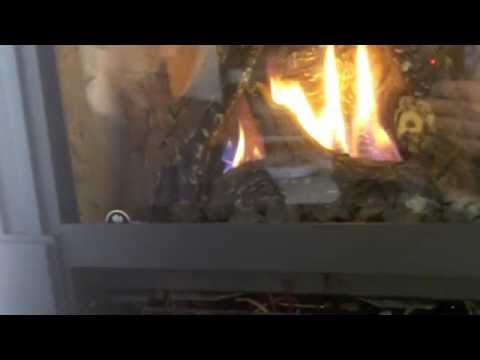 Propane FirePlace Instal
