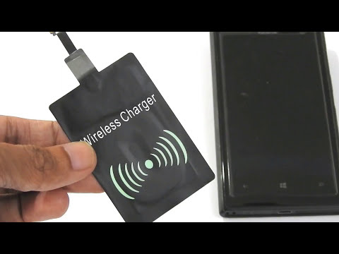How to enable WIRELESS CHARGING in any Smartphone