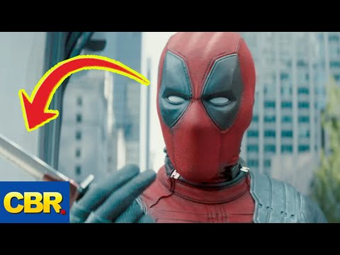 NEW Details About Deadpool 2 You Need To Know