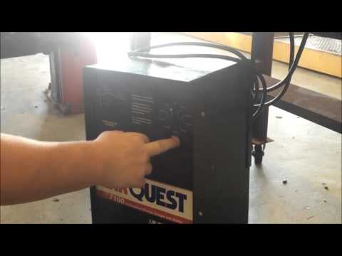 How to use a 12V Battery Charger