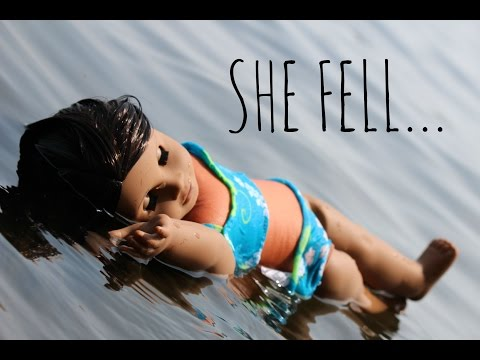 SHE FELL IN THE LAKE (What to do if your AG Doll gets Wet)