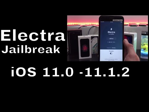 How To Jailbreak iOS 11 With Electra