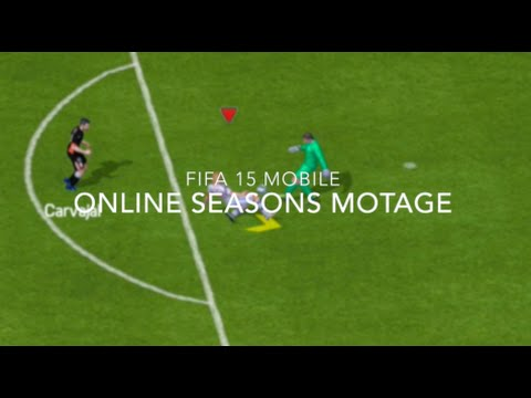 Fifa 15 iOS/Android Online Seasons Montage