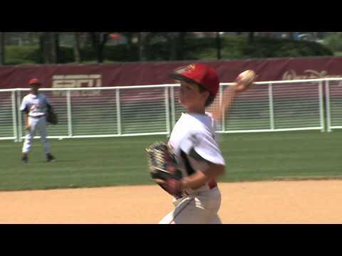 USSSA Elite Baseball 2010 San Diego Owls vs. Team Miami