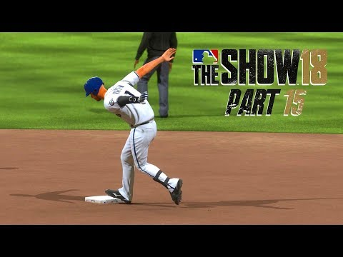 MLB 18 Road to the Show - Part 15 - MR. CLUTCH IN THE PLAYOFFS