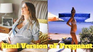 ||Hazal Kaya|| Here Is The Final Version of 8 Months Pregnant Hazal Kaya