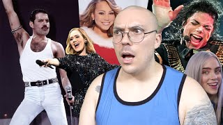 LET'S ARGUE: The Most Overrated Singers of All Time