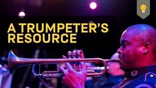 A Trumpeter