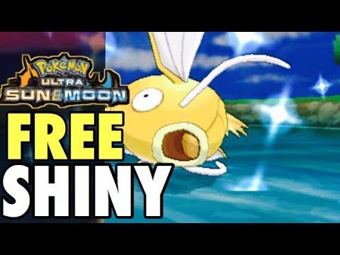 FREE EASY SHINYS?! Pokémon Ultra Sun and Pokémon Ultra Moon Shiny Hunting Method How to Shiny Hunt