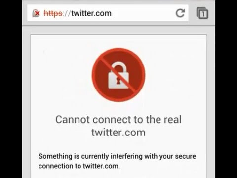 Error type: HSTS failure Chrome 'Cannot connect to the real twitter.com'