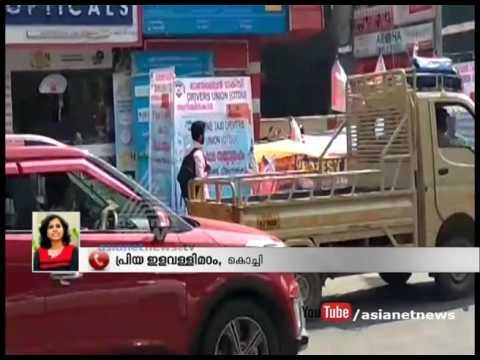 Ernakulam Uber Taxi drivers withdraw strike