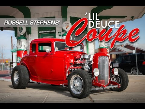 Russell Stephens' Lil Deuce Coupe