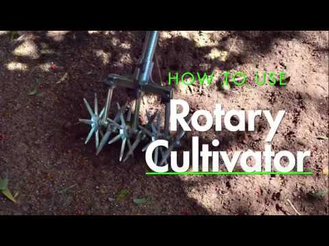 Rotary Cultivator by Yard Butler