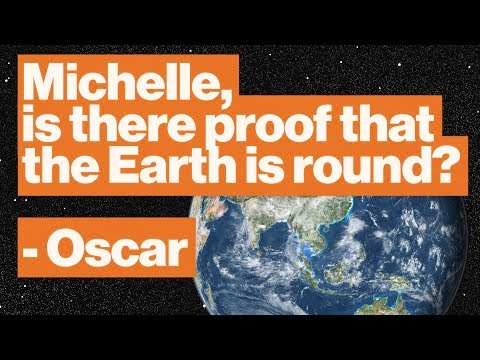 3 proofs that debunk flat-Earth theory | NASA's Michelle Thaller