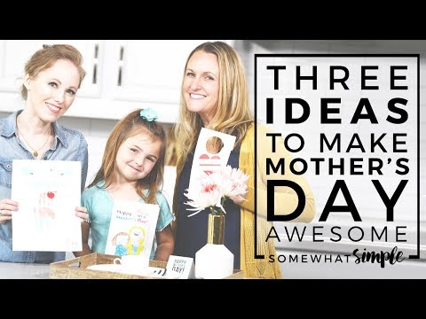 3 Thoughtful - and Simple - Mother's Day Gift Ideas