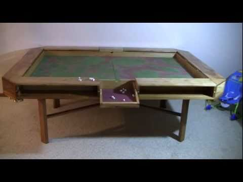 Gaming Table - Complete