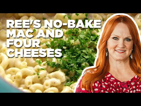 Ree's No-Bake Mac and Four Cheeses | Food Network