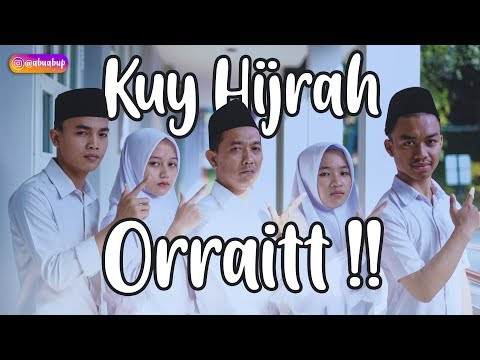 Wali - Kuy Hijrah (Cover by. Putih Abu-abu)