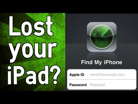 How to use Lost Mode to find a lost iPad