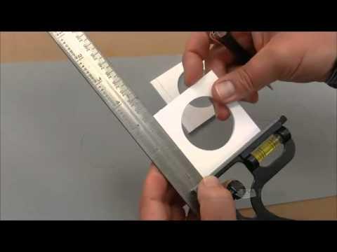 Making Model Furniture Using Foam Boards Part 3