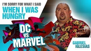 """DC vs Marvel"" | Gabriel Iglesias - I"