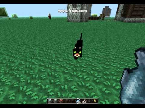 Ocelots and wolves bug in minecraft