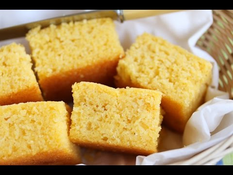 How To Make The Best Cornbread Ever: Moist Sweet Buttermilk Cornbread Recipe