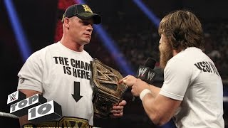Superstars Who Dissed John Cena: WWE Top 10