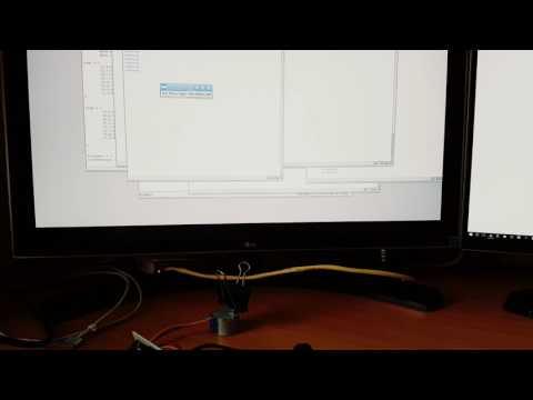 Raspberry Pi Stepper Motor Control From Python GUI - tkinter