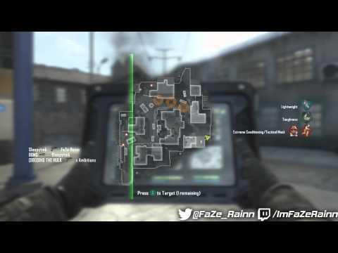 FaZe Rain : FFA TrickShotting Live Commentary Ep.2