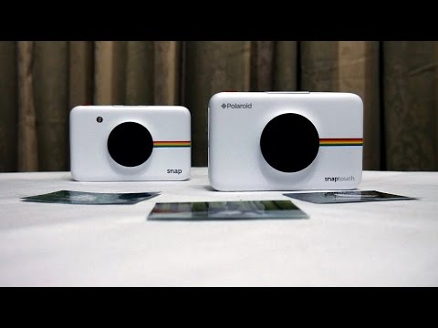 Polaroid SNAP Touch - Review