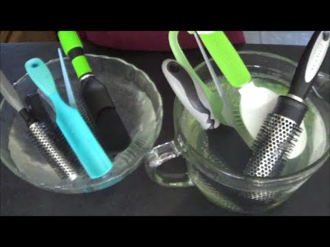 How to Clean Your Hair Brushes