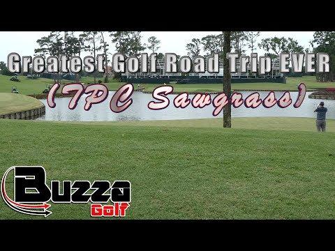 Greatest Golf Road Trip EVER (TPC Sawgrass)