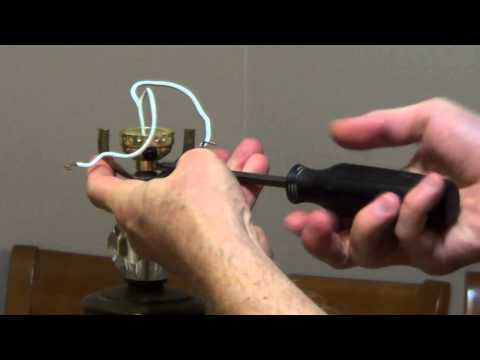 How to Install a 3 Way Lamp Socket