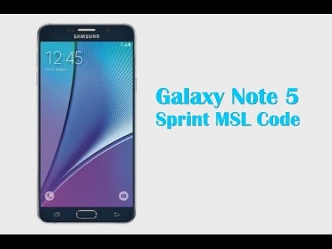 How to read/write SPC Samsung Note 5 SM-N920p