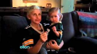 Ellen and the Super Bowl!